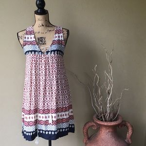 Blu Pepper boho dress